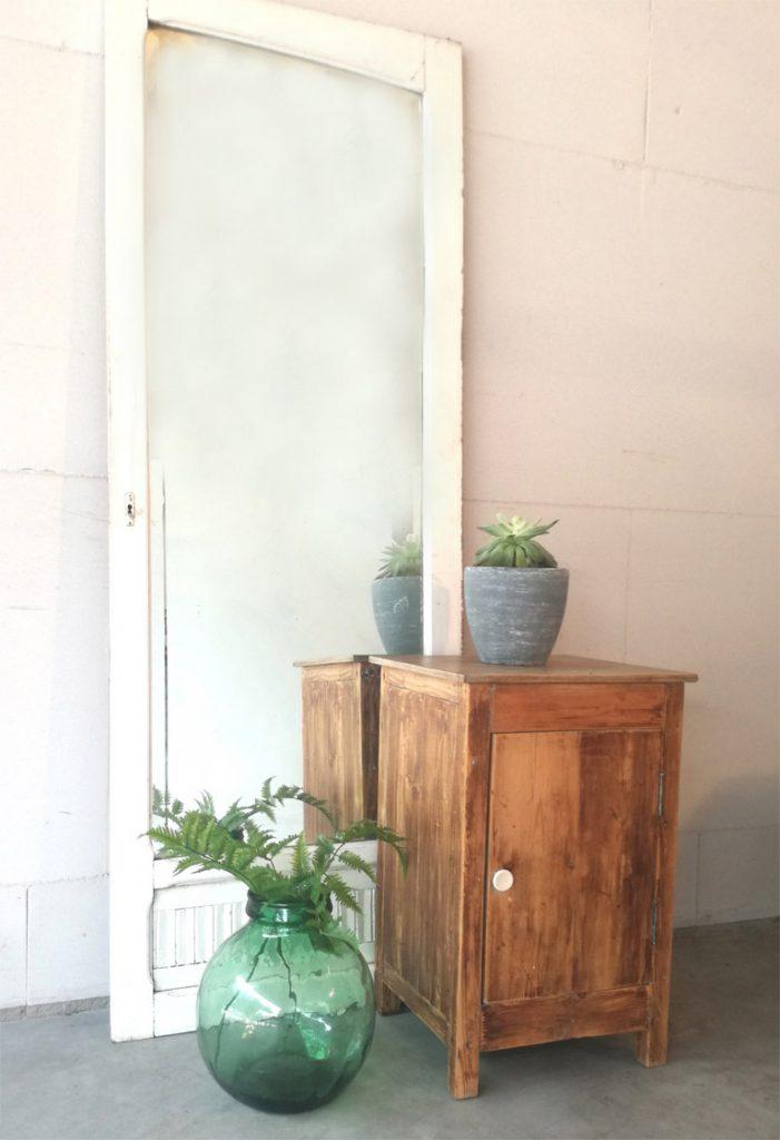 00-302 witte spiegeldeur